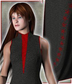 Pauline Long Dress