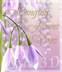 Arah3D Flower Vines for Daz Iray