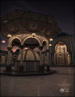 Kingdom of Marrakesh Iray Addon