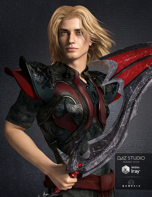 Lukas for Genesis 3 Male