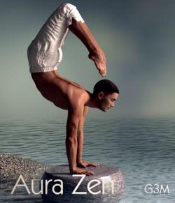 Aura Zen Poses for G3M/Michael 7