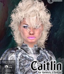 Caitlin for G3F