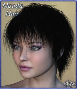 Prae-Nuada Hair V4 Poser