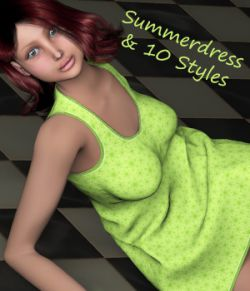 Raffaella Summerdress and 10 Styles