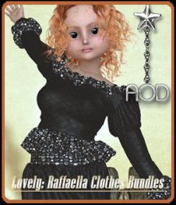 Lovely: Raffaella Clothes Bundle
