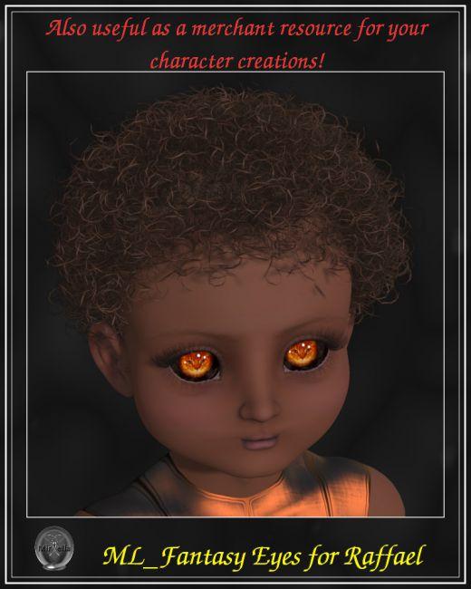 ML Fantasy Eyes for Raffael
