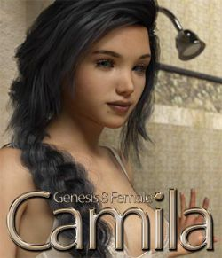Camila For Genesis 8 Female