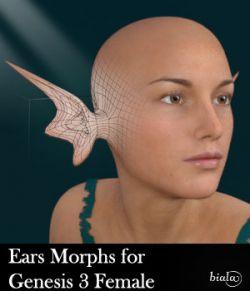 Ears Morphs for G3F