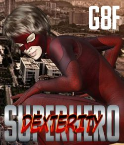 SuperHero Dexterity for G8F Volume 1
