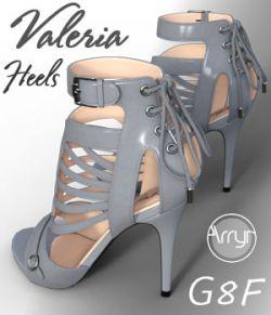 Valeria Heels G8F