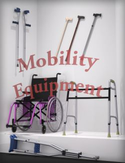Mobility Equipment for Genesis 2, 3 and 8 Males(s) and Female(s)