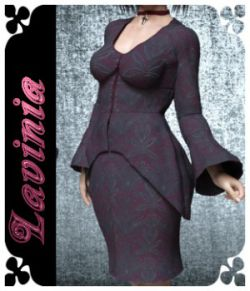 Lavinia Dress for G3F & G8F