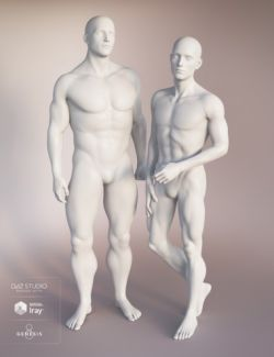 Genesis 8 Male Body Morphs