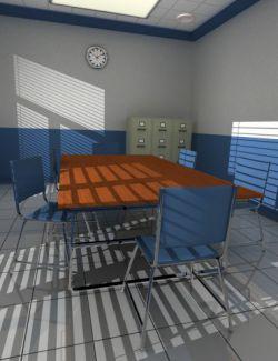 Teacher Meeting Room