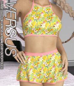 VERSUS - Sunny Duo for Genesis 8 Females