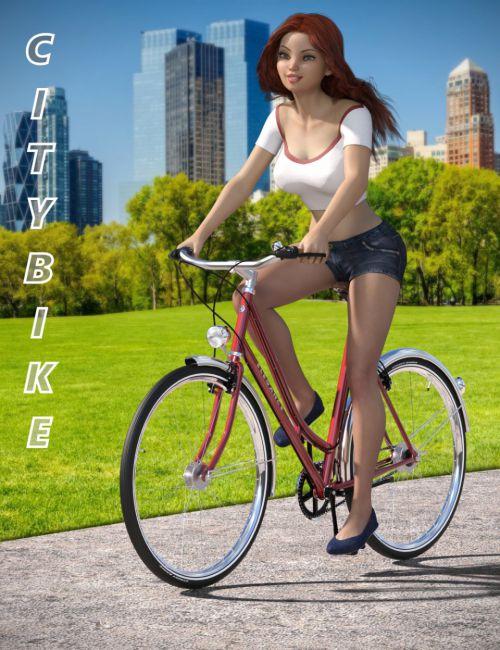 City Bike and Poses