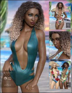 Slash Swimsuit Bundle - Character, Outfit and Expansion