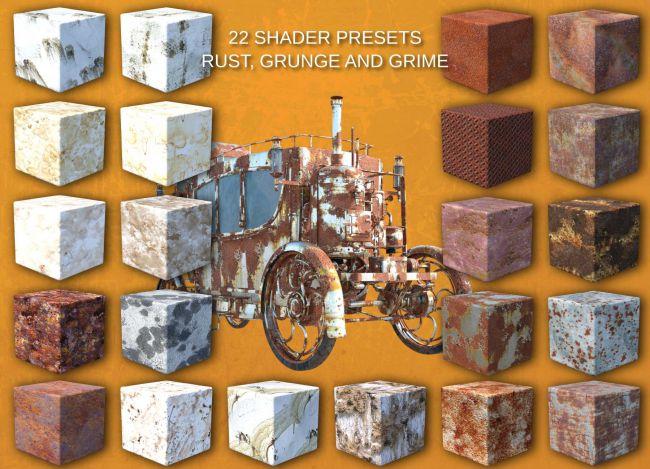 Rust Shaders
