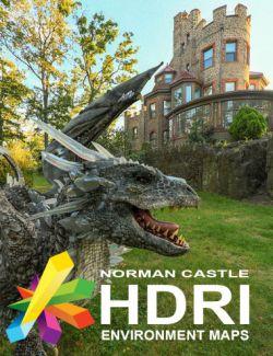 MEC4D HDRI Norman Castle- Megapack