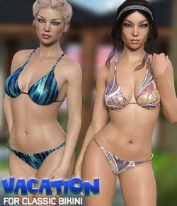 Vacation for Classic Bikini