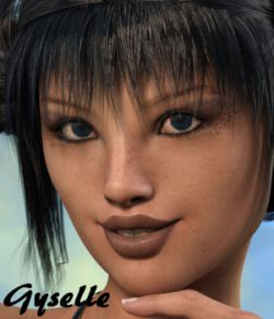 Gyselle for Genesis 8 Female