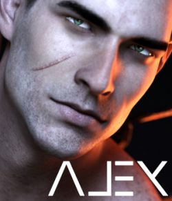 Alex for Genesis 3 Male