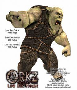 Orkz: LoRes