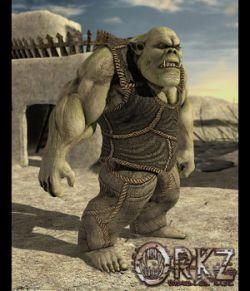 Orkz: Base Figure