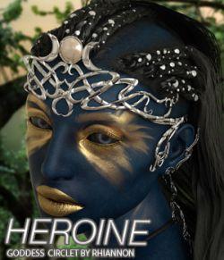 HEROINE- Goddess Circlet