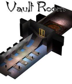Vault Room (for Poser)