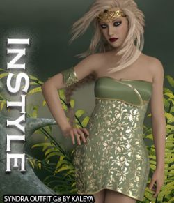InStyle- Syndra Outfit G8