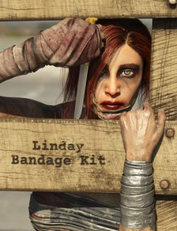 Bandage Kit for Genesis 8 Female(s)