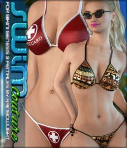 SWIM Couture for BIKINI G3F by RainbowLight