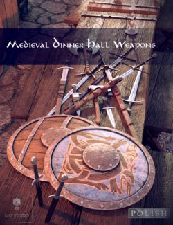 Medieval Dinner Hall Weapons