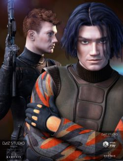 Jackson for Genesis 3 and 8 Male