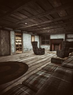 A Cabin in the Woods Furnitures