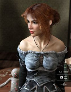 Dolly Changeable Hair for Genesis 8 Female(s)