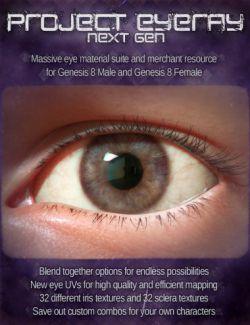 Project EYEray- Next Gen and Merchant Resource for Genesis 8