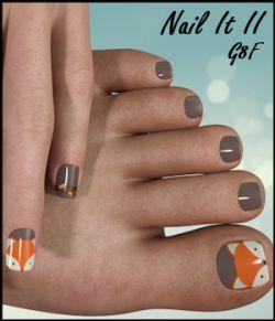 Nail It II - G8F