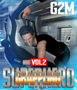 SuperHero Grappling for G2M Volume 2