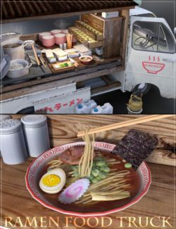 Yamachan Ramen 1961- Food Truck