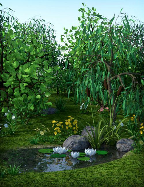 Toon Pond