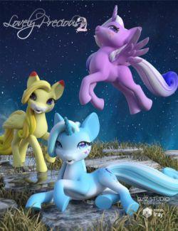 Lovely Precious Vol 02 - Unicorn