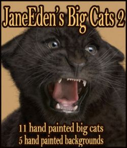 JaneEden's Big Cats 2