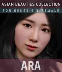 Ara G3F for Genesis 3 Female