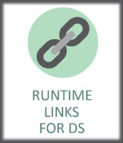 Runtime Links for DS