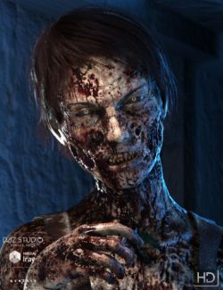 Ultimate Zombie HD for Genesis 3 Female