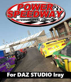 Power Speedway for DS Iray
