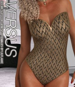 VERSUS - See Me Suit for Genesis 8 Females