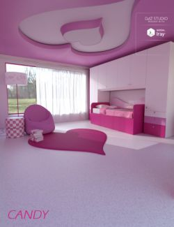 Candy Bedroom